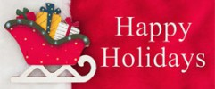 Happy Holidays from Constantine Plastic Surgery Center